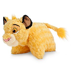 The Lion King Simba Plush Pillow
