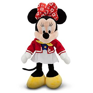 Disney Cruise Line Cruise Director Minnie Mouse Plush -- 16 H