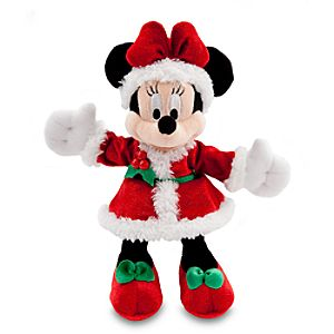 Minnie Mouse Plush - Holiday - 7