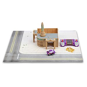 Ramone's House of Body Art Play Set - Cars