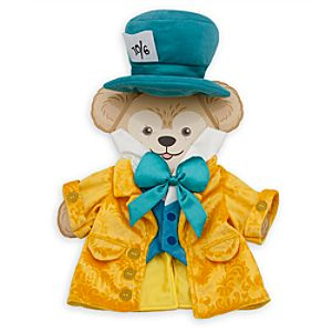 Duffy the Disney Bear Mad Hatter Costume - 17