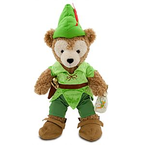 Duffy the Disney Bear Peter Pan Costume - 17