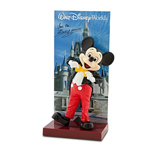 Mickey Mouse Figurine - Walt Disney World