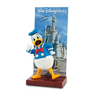 Donald Duck Figurine - Walt Disney World