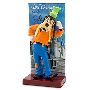 Goofy Figurine - Walt Disney World