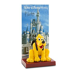 Pluto Figurine - Walt Disney World