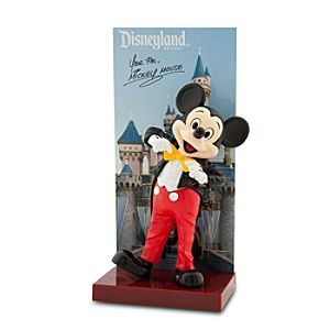 Mickey Mouse Figurine - Disneyland