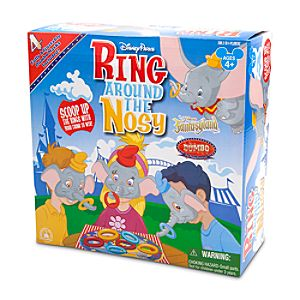 Dumbo Ring Around the Nosy Game