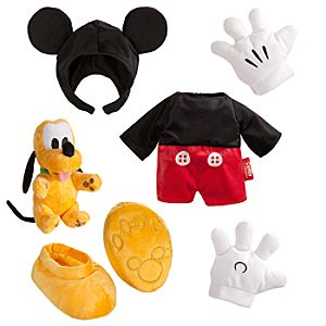 Duffy the Disney Bear Mickey Mouse Costume - 17