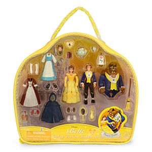 Belle Figurine Deluxe Fashion Play Set