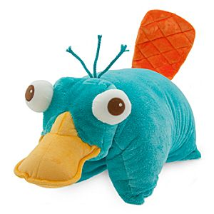 Perry Plush Pillow
