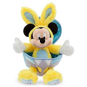Mickey Mouse Easter Egg Plush - 9 H