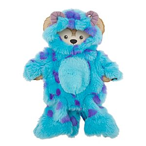 Duffy the Disney Bear Sulley Costume - 17