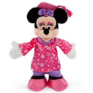 Minnie Mouse 2013 Graduation Plush - 10