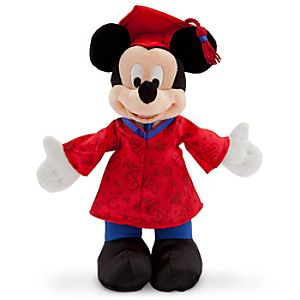 Mickey Mouse 2013 Graduation Plush - 10