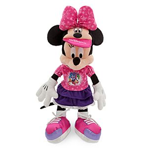 Minnie Mouse Plush - Walt Disney World 2014 - 12