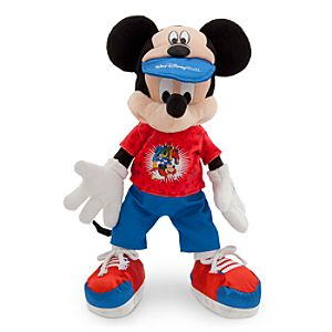Mickey Mouse Plush - Walt Disney World 2014 - 12