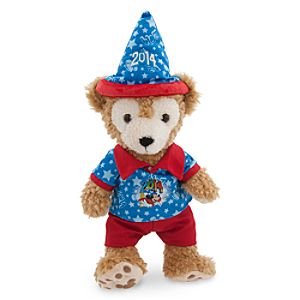 Duffy the Disney Bear Plush - 2014 - 12