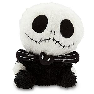 Baby Jack Skellington Plush - 7