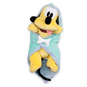 Disneys Babies Pluto Plush Doll and Personalizable Blanket - 11