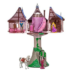 Rapunzel Tower Play Set - Tangled