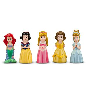 Disney Princess Squeeze Toy Set