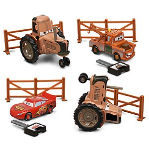 Cars Tractor Tipping Play Set