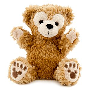 Duffy the Disney Bear Hand Puppet - 10