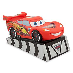 Lightning McQueen Toy Bank