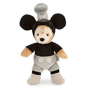 Duffy the Disney Bear Plush - Steamboat Willie - 12