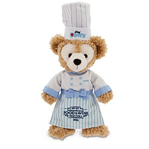 Duffy the Disney Bear - Epcot International Food & Wine Festival 2013 - 12