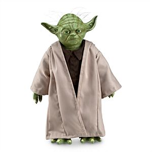 Yoda Figure - Star Tours - 17