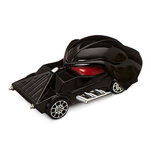 Darth Vader Die Cast Disney Racer - Star Wars