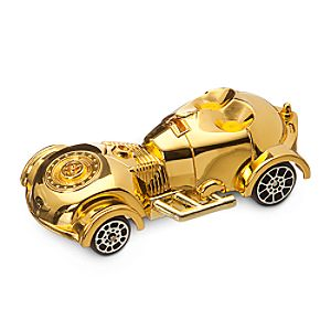 C-3PO Die Cast Disney Racer – Star Wars