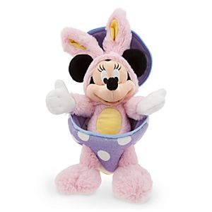 Minnie Mouse Easter Egg Plush - 9 H