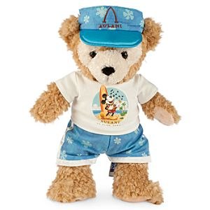 Duffy the Disney Bear Plush - Aulani A Disney Resort & Spa - 12