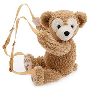 Duffy the Disney Bear Plush Backpack - 17