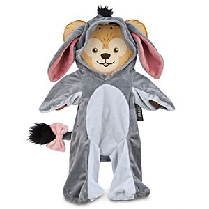 Duffy the Disney Bear Eeyore Costume - Medium - 17