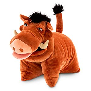 Pumbaa Plush Pillow - The Lion King
