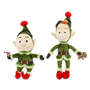 Wayne and Lanny Plush Set - Prep and Landing - Small - 7 1/2