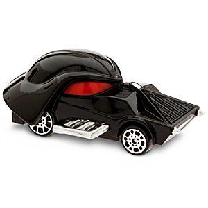 Darth Vader Die Cast Disney Racers - Star Wars