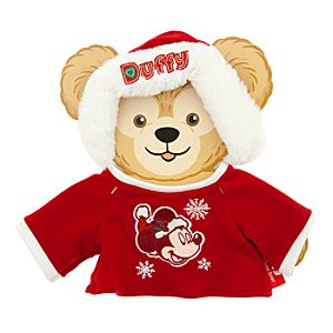 Duffy the Disney Bear Santa Suit Costume - Holiday - 17