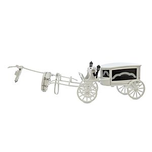 Haunted Mansion Die Cast Metal Hearse Vehicle - Disneyland
