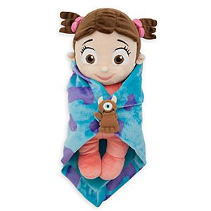 Disneys Babies Boo Plush Doll and Blanket - Monsters, Inc. - Small - 11