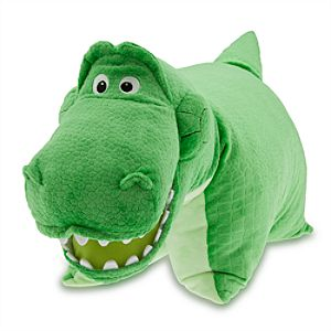 Rex Plush Pillow - Toy Story