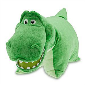 Rex Plush Pillow - Toy Story