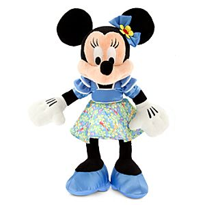 Minnie Mouse Plush - Aulani A Disney Resort & Spa - Medium - 17