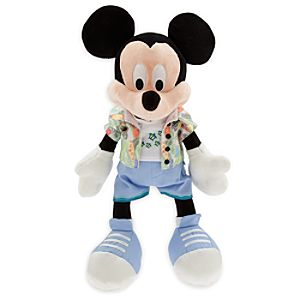 Mickey Mouse Plush - Aulani A Disney Resort & Spa - Medium - 17