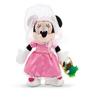 Minnie Mouse Plush - Easter - Small - 9