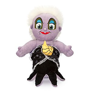 Disneys Babies Ursula Plush Doll and Blanket - Small - 12